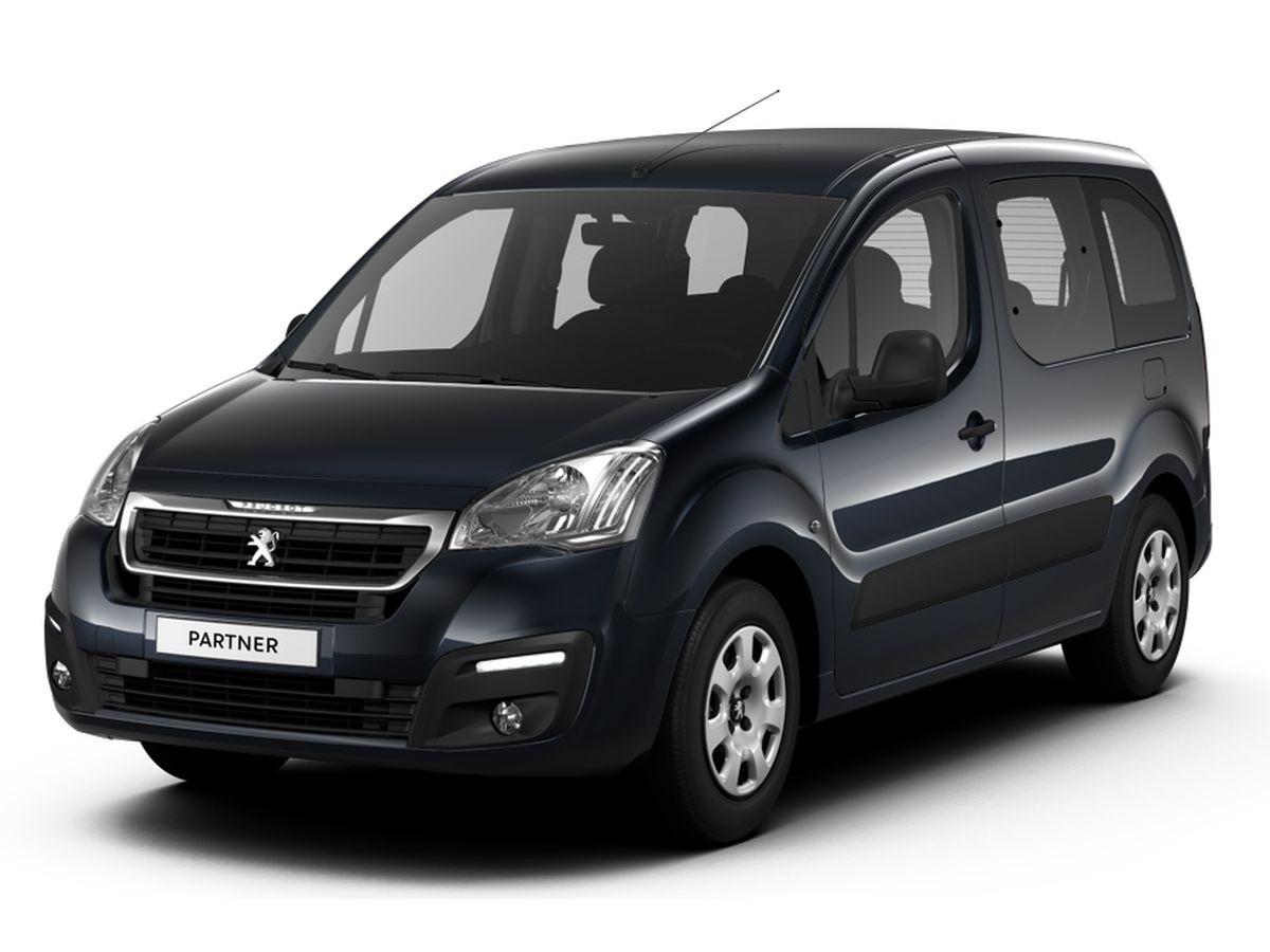 Peugeot Partner 2015 - 2018