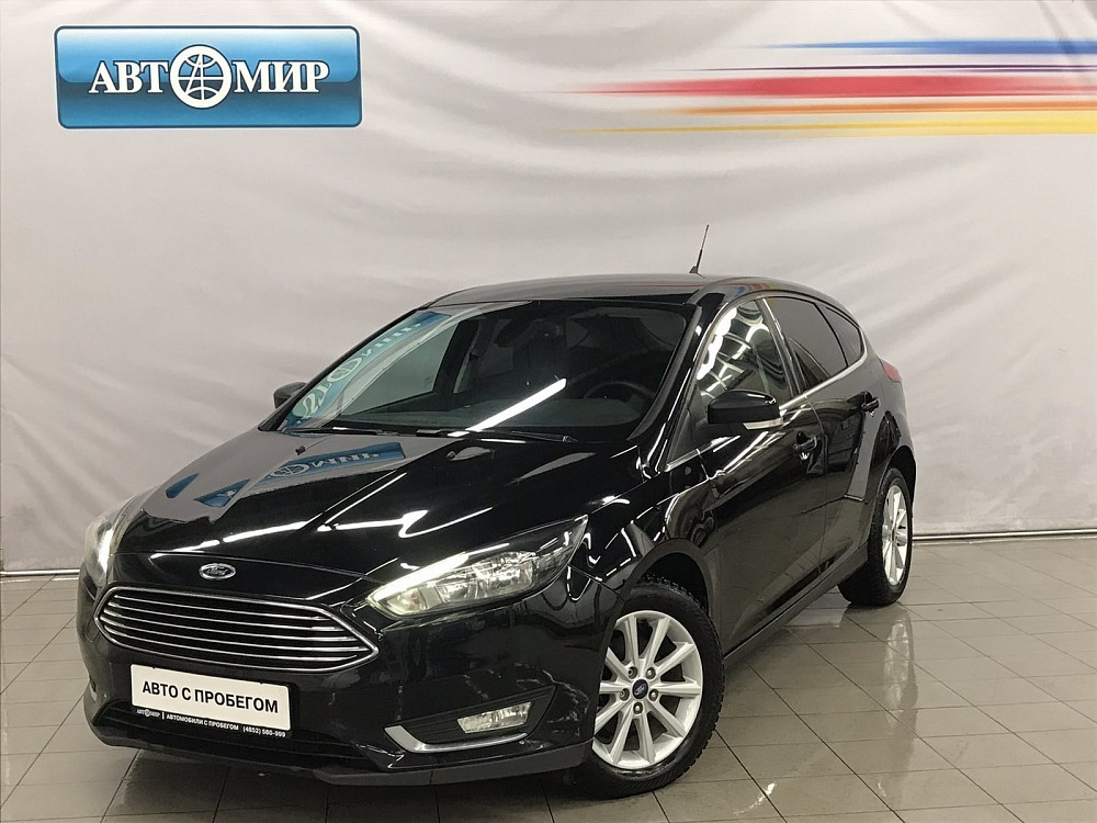 Ford Focus Hatchback 2014 - 2019
