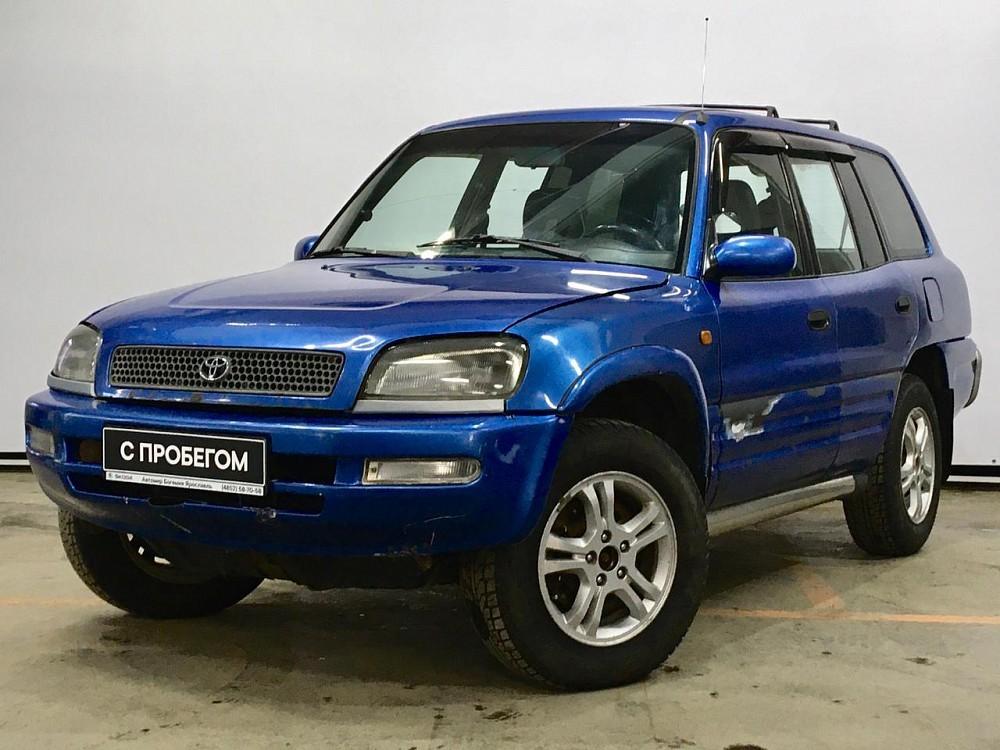 Toyota RAV4 1994 - 2000