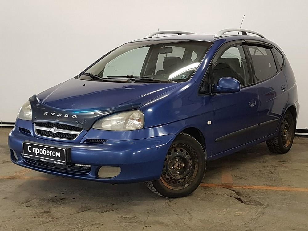 Chevrolet Rezzo 2000 - 2008